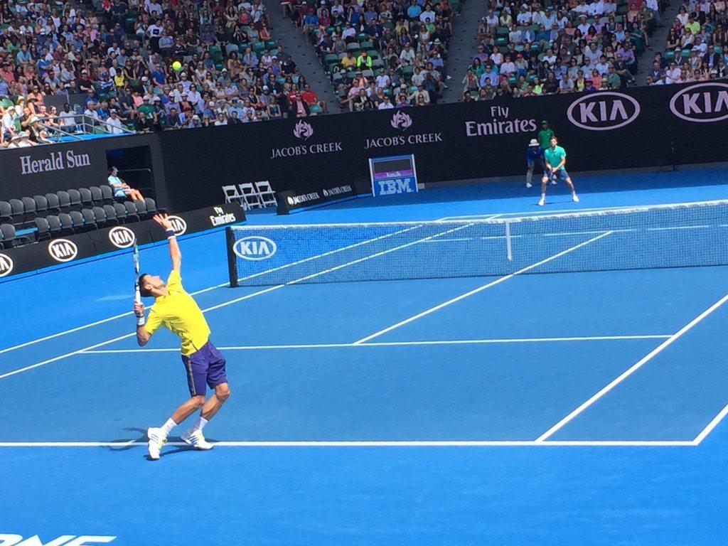 Novak Australian Open 2016