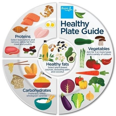 healthy plate guide