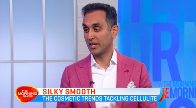 Dr Ajaka talks BBL's on The Morning Show